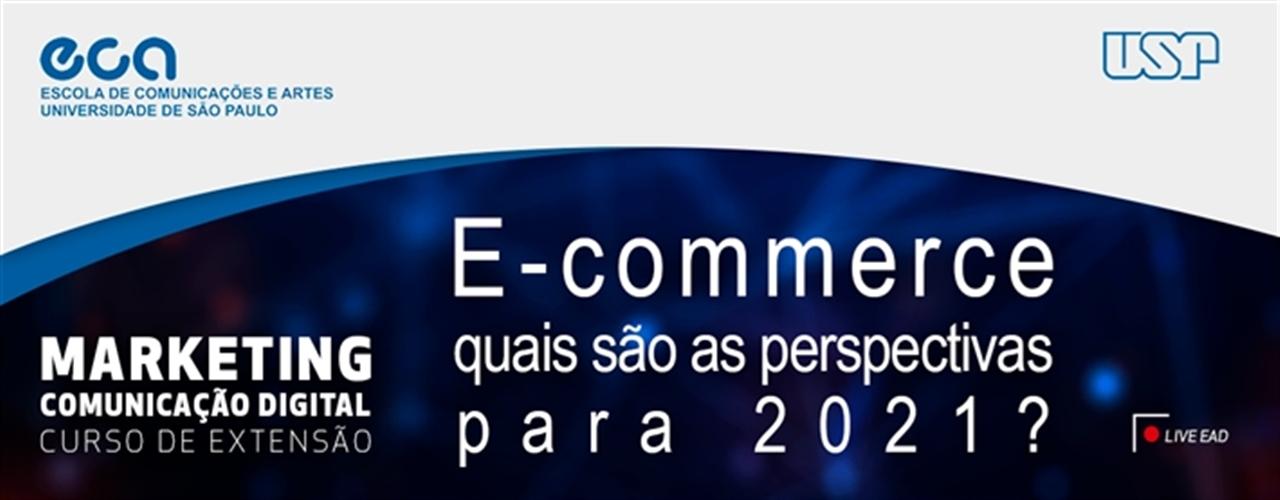 e-commerce crescerá em 2021