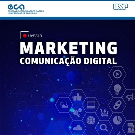 Marketing e Comunicação Digital - Turma 2021/ 2º Semestre